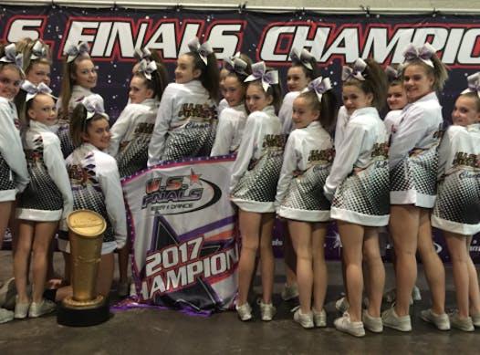 cheerleading fundraising - Bravo All-Stars