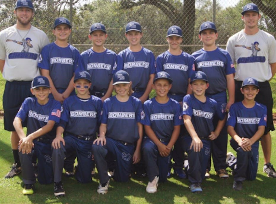 Boca Bombers Travel baseball