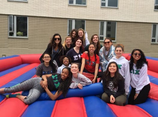 fraternities & sororities fundraising - Sigma Iota Chi