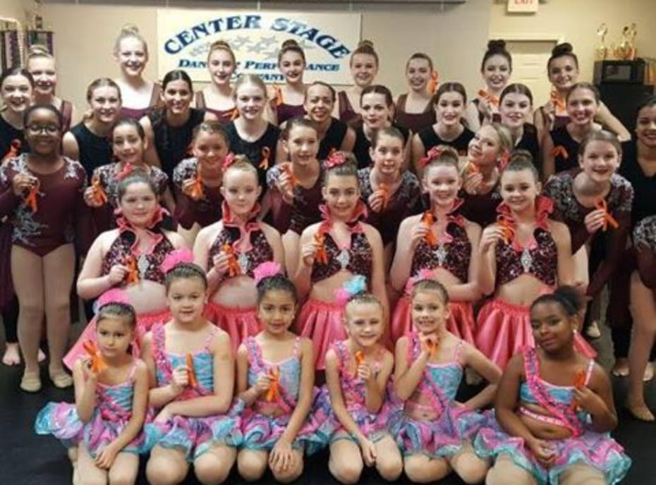 CenterStage Company Dancers