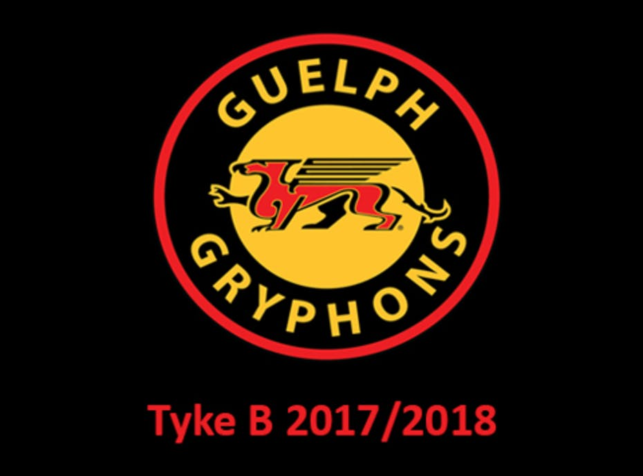 GMHA Jr. Gryphons Tyke B
