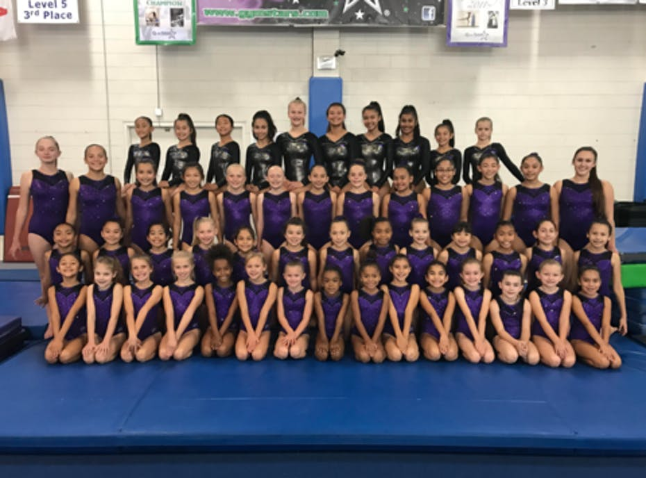 GymStars Gymnastics Perfect 10 Booster Club