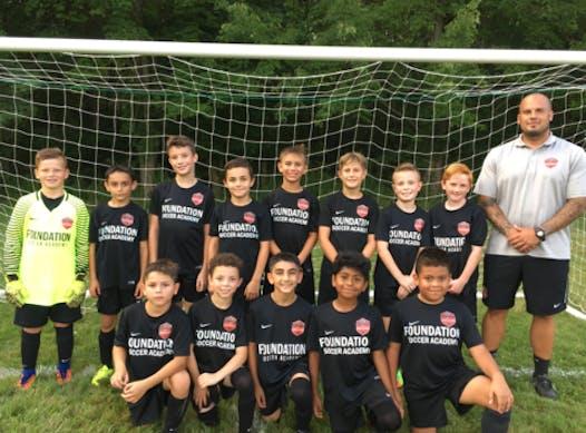 soccer fundraising - Foundation Soccer Academy 08