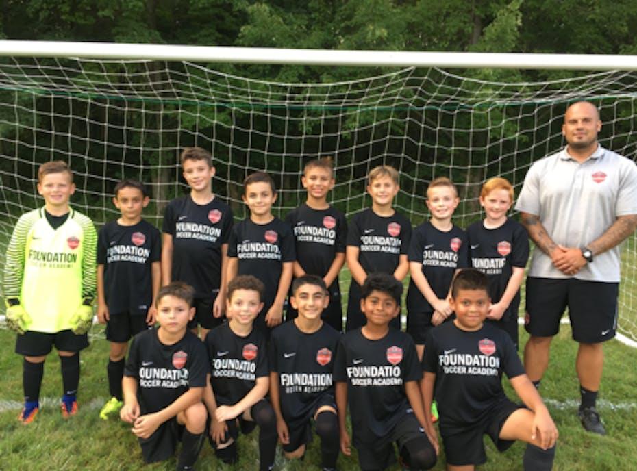 Foundation Soccer Academy 08