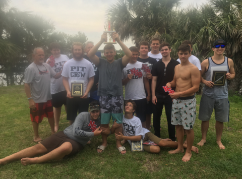 wrestling fundraising - NSB Barracudas Wrestling Team