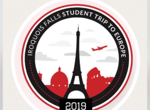 events & trips fundraising - March 2019 Student trip to Europe