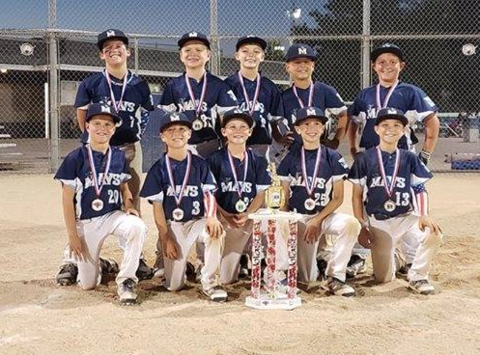 baseball fundraising - 10U Springfield Mavericks Baseball