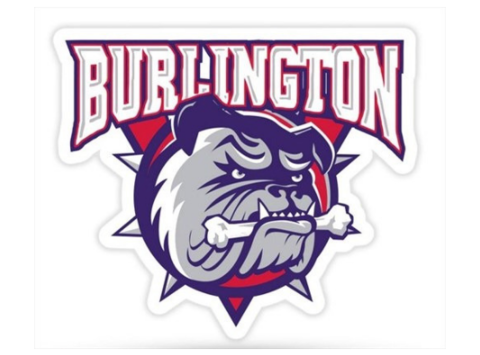 ice hockey fundraising - Burlington Bulldogs Minor Peewee MD Red