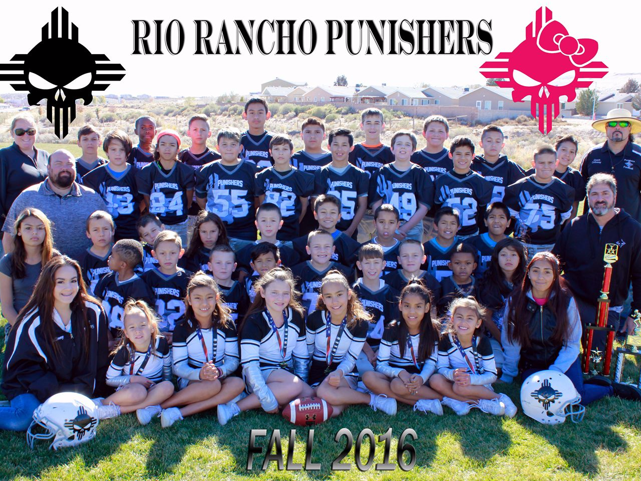 Rio Rancho Punishers Football/Cheer
