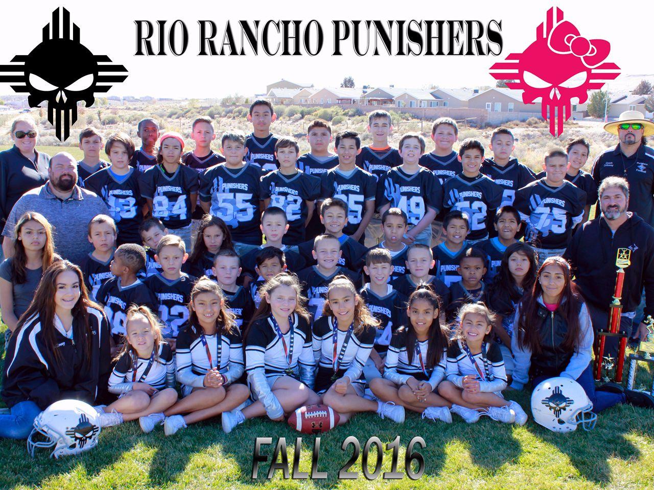 Rio Rancho Punishers Football/Cheer