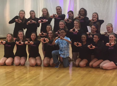 Orchesis Dance Company benefiting THON