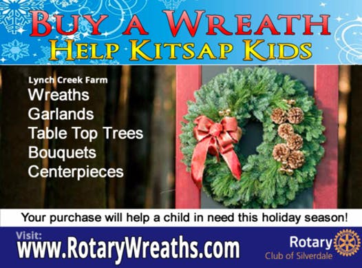 rotary club fundraising - Silverdale Rotary Club - Raising money for Kitsap kids!