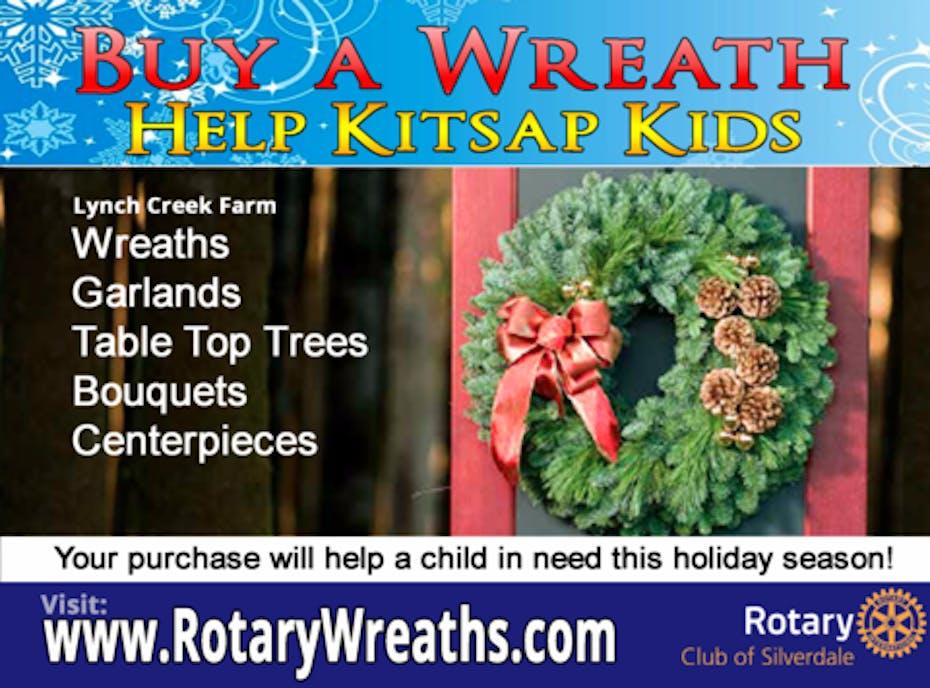 Silverdale Rotary Club - Raising money for Kitsap kids!