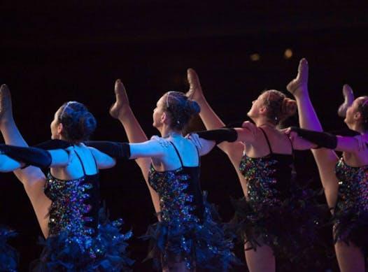 dance fundraising - Syosset Varsity Kickline