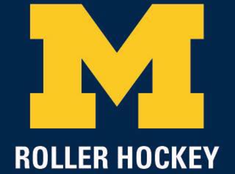 school sports fundraising - University of Michigan Club Roller Hockey