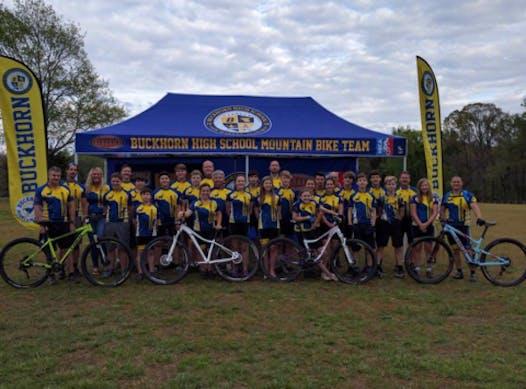 cycling fundraising - Buckhorn Mountain Biking Team