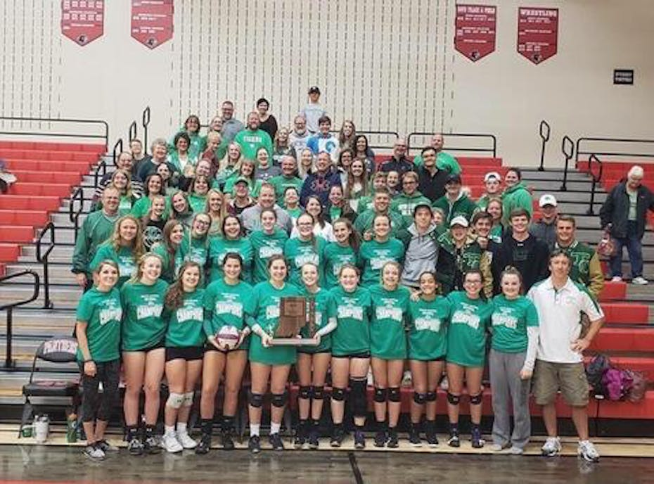 Triton Central Volleyball