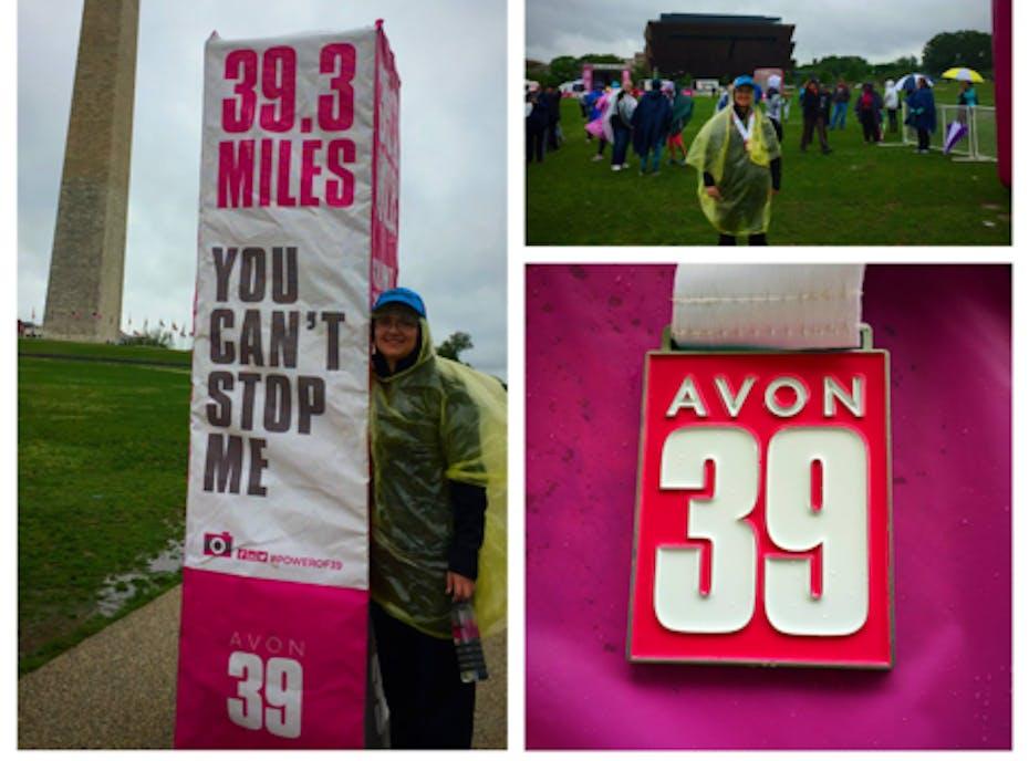 Avon 39 Walk to End Breast Cancer