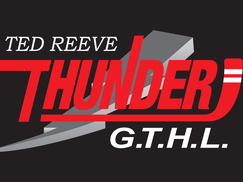 Ted Reeve Thunder Minor Peewee 'A'