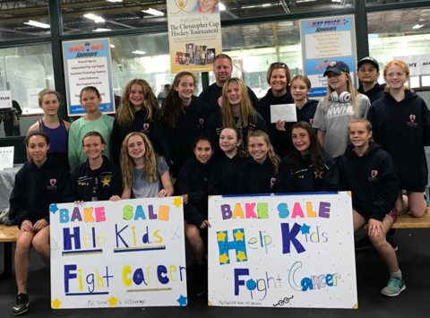ice hockey fundraising - Mid Fairfield Stars U13 Hockey Team