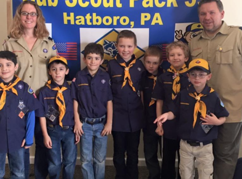 Cub Scout Pack 59