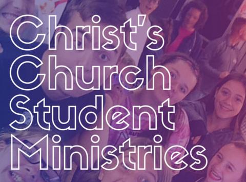 church & faith fundraising - Christ's Church Student Ministry