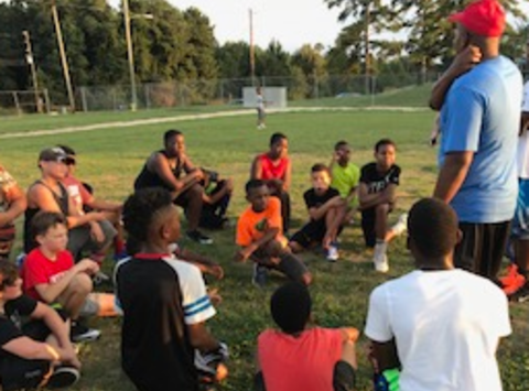 Fayetteville NC Panthers ages 11-12