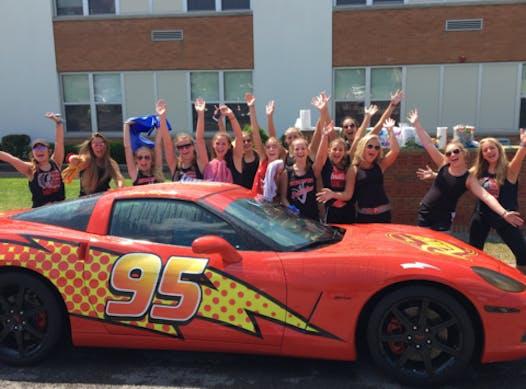 dance fundraising - Bridgeport High School Danceline