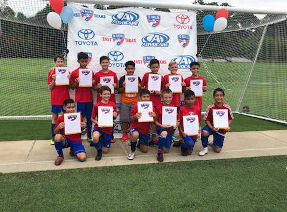 FC Dallas ETX 07B Premier