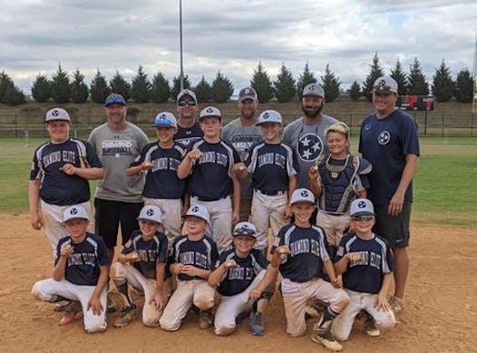 baseball fundraising - Diamond Baseball 12U