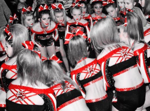 cheerleading fundraising - Five Star Athletics