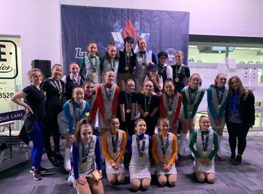 other sport fundraising - Virginia Ice Box Ensemble