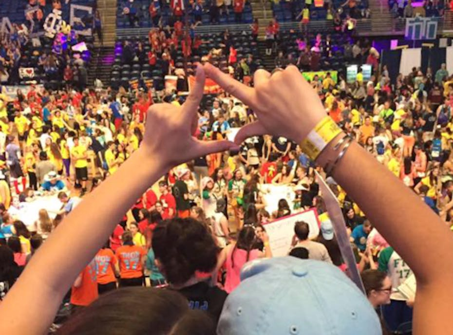 Organization SDT Benefitting THON