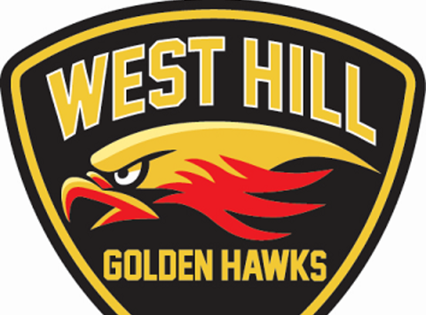 ice hockey fundraising - West Hill Golden Hawks PeeWee A