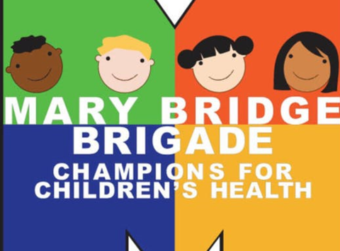 non-profit & community causes fundraising - Mary Bridge Brigade Holiday Wreaths 2017
