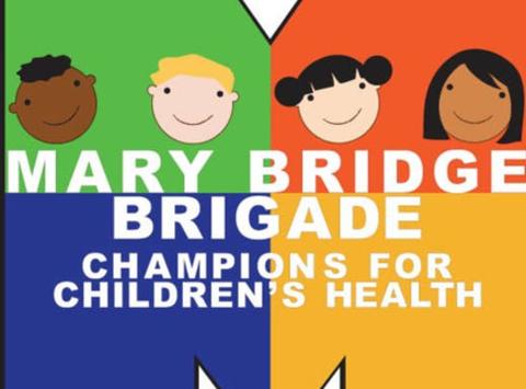 Mary Bridge Brigade Holiday Wreaths 2017