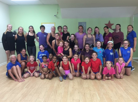 dance fundraising - SSD Company Dance/Scholarship Fund