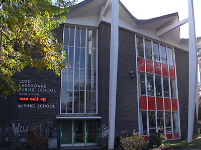 Lord Lansdowne Public School 2017 - 2018