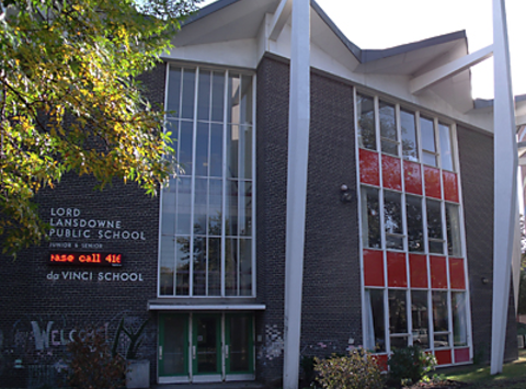 Lord Lansdowne Public School 2018 - 2019