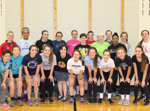 Hershey High School Softball Booster Club