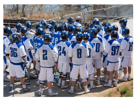 sports teams, athletes & associations fundraising - Marymount Men's Lacrosse