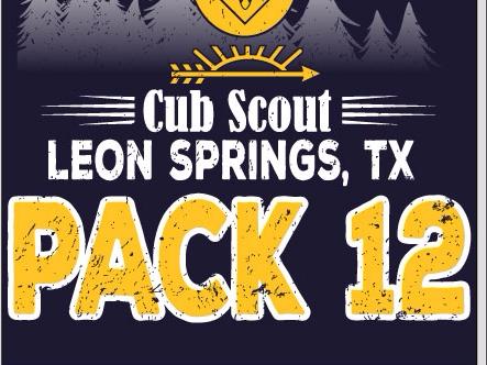 Cub Scout Pack 12