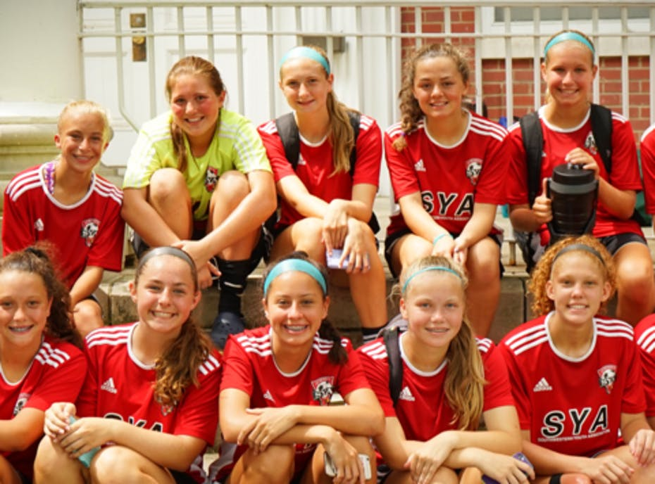SYA 03G Red Cardinals