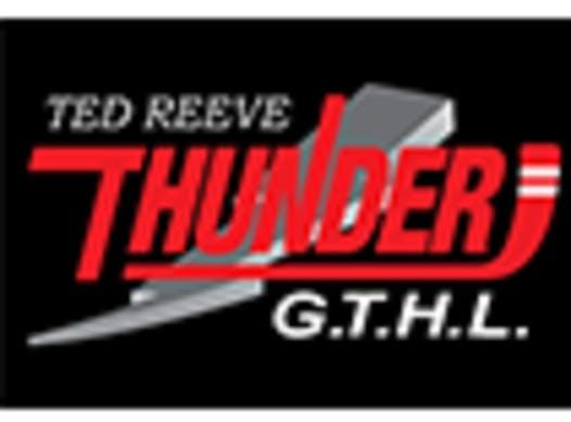 ice hockey fundraising - Ted Reeve Thunder 2018/2019 Major Atom A