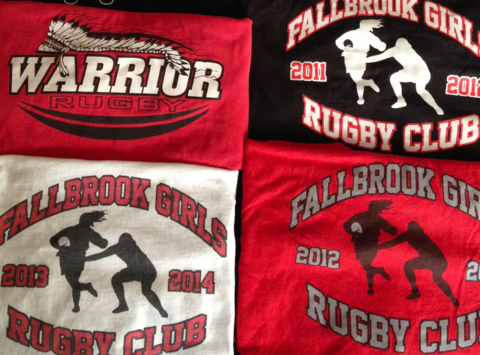 rugby fundraising - Fallbrook Girls Rugby Club