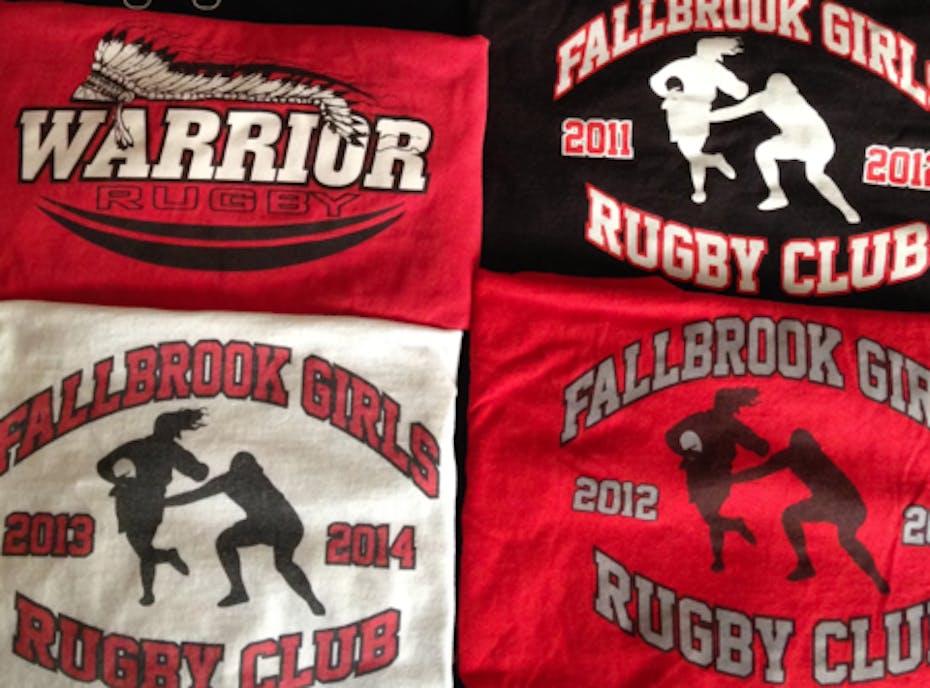 Fallbrook Girls Rugby Club