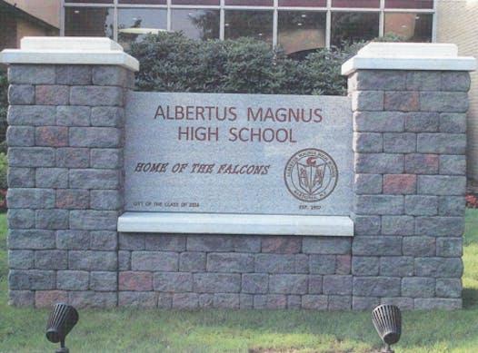 school improvement projects fundraising - Albertus Magnus High School 2017-18