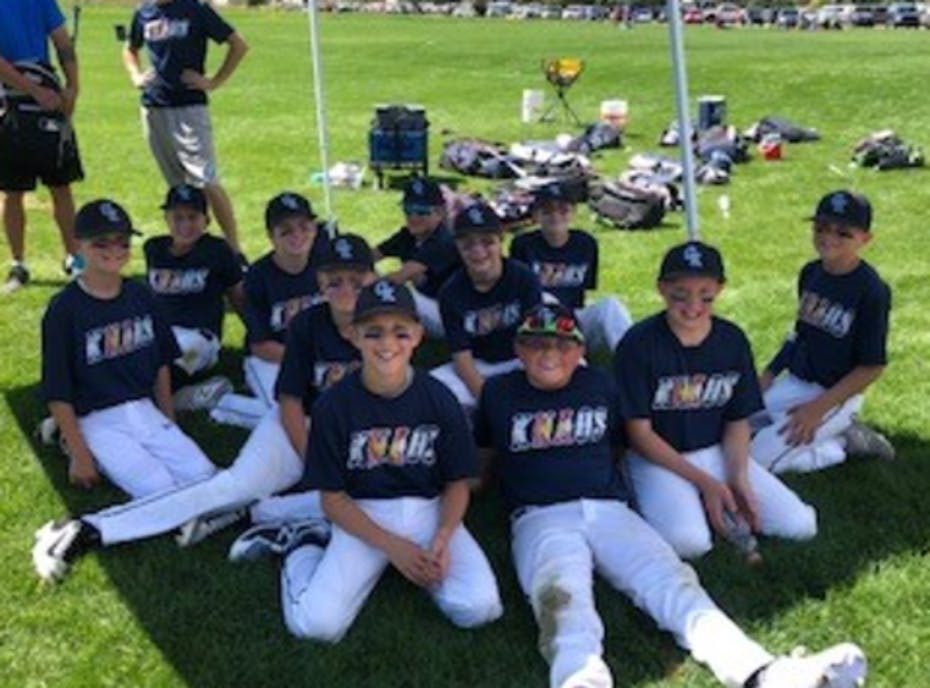 Colorado Khaos 13U Baseball