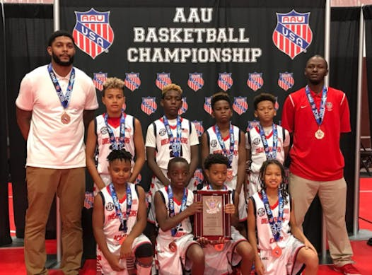 basketball fundraising - Dream Chasers Academy 2027