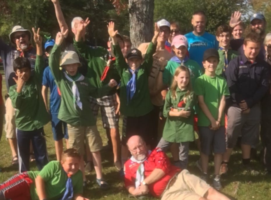 2nd Brooklin Scouts